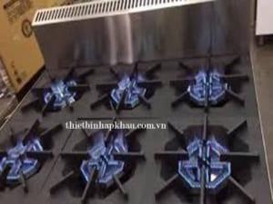Bếp âu 6 họng