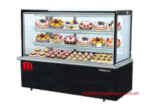 tủ mát trưng bày BERJAYA TB