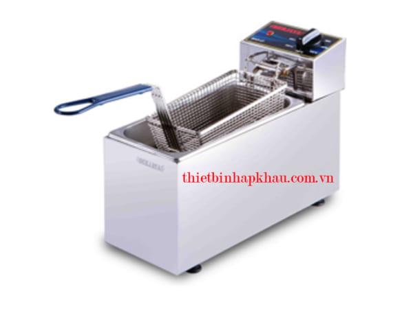Bếp chiên nhúng đơn dùng điện Berjaya DF13-17 TB