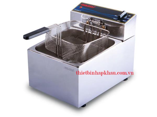 Bếp chiên nhúng đơn dùng điện Berjaya DF23S1B-17-TB